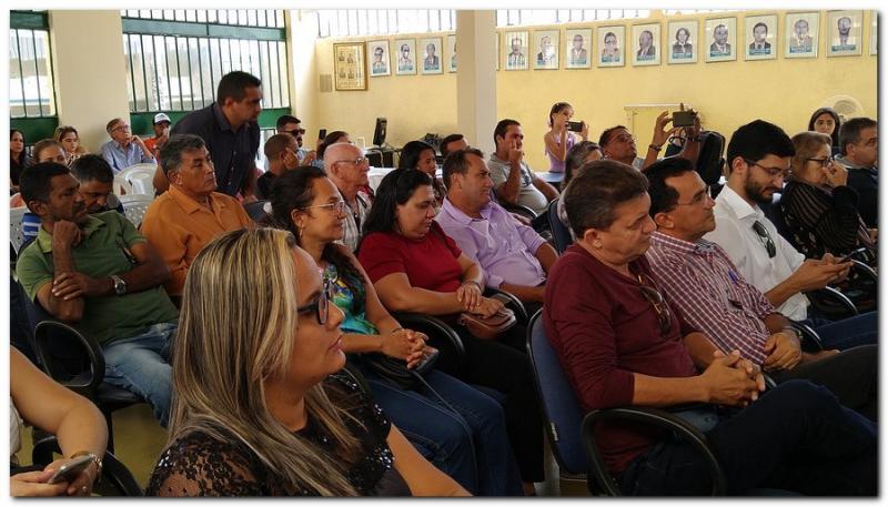 Inhuma Sedia I Reunião do Conselho Territorial do Vale do Sambito-Edição 20