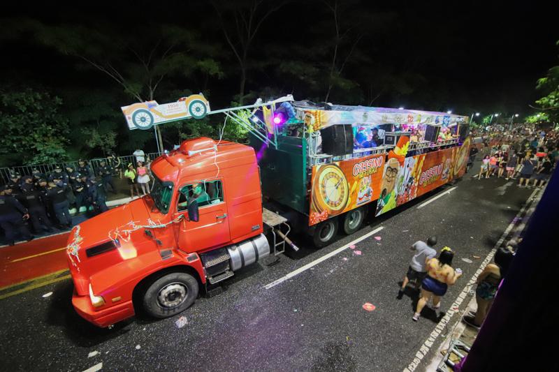 Veja os caminhões vencedores do Corso de Teresina 2020