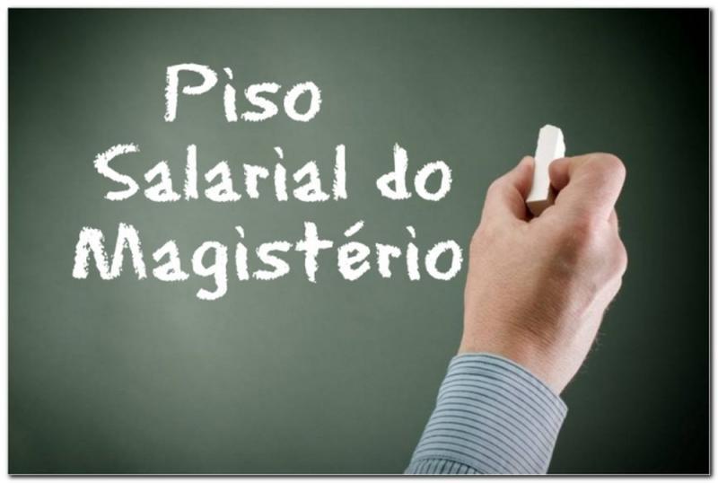 Prefeitura Municipal de Inhuma paga o novo Piso Salarial do Magistério