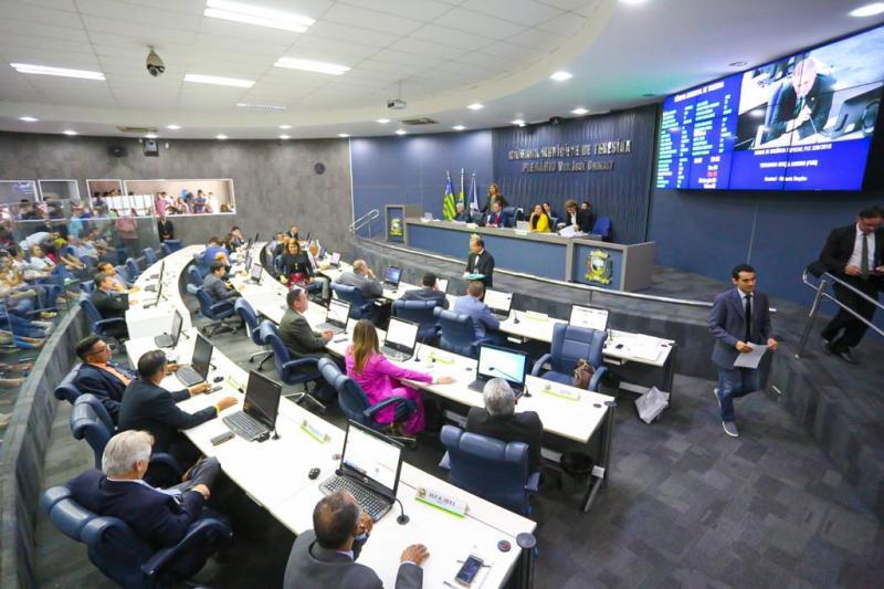 TJ suspende divulgação de nomes de assessores da Câmara de Teresina