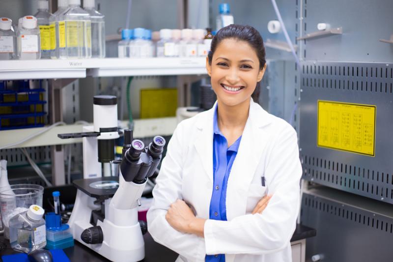 Biomedicina está entre os cursos mais concorridos da área de saúde