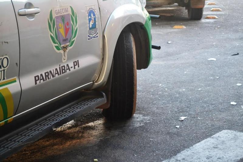 Suspeito de assalto é detido e amarrado pela população no Piauí