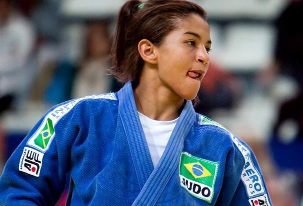 Judoca piauiense Sarah Menezes é convocada para Grand Slam de Paris