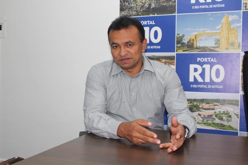 Fábio Abreu solicita apoio à Câmara Federal após receber ameaças de morte