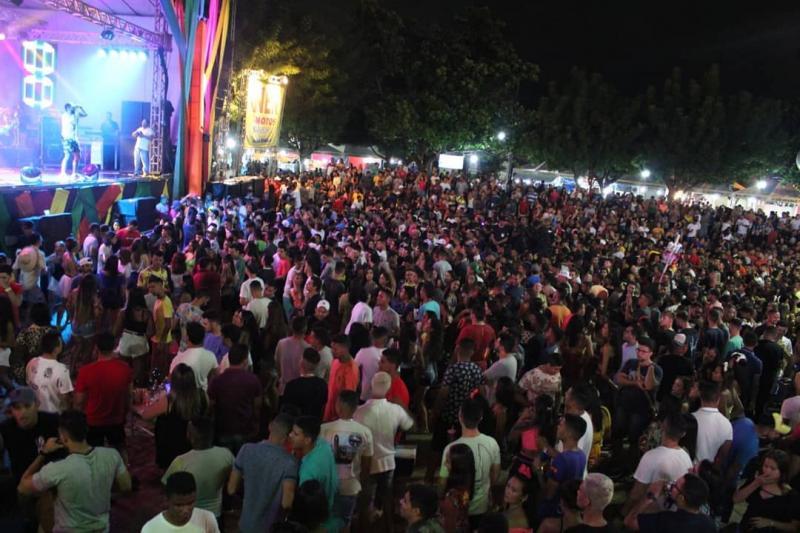 Carnaval de Água Branca inicia nesta sexta-feira (21)