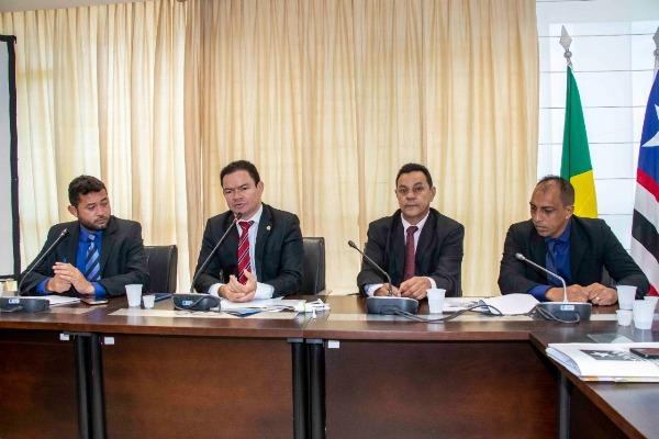 Rafael Leitoa defende criação do comitê de bacias para São Luís