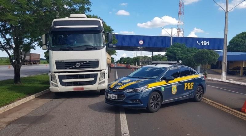 PRF restringe circulação de veículos de carga nas rodovias do Piauí