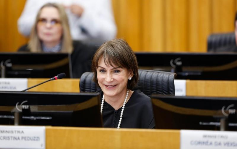Pela primeira vez em 72 anos, uma mulher será empossada presidente do TST