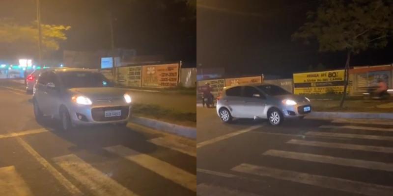 Polícia apreende carro roubado em Teresina