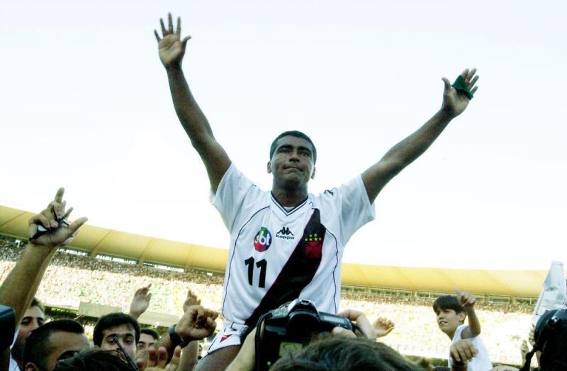 Acordo do Vasco com Romário tem como garantia receita do Sócio Torcedor