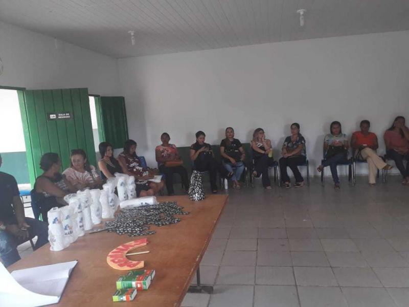 Prefeitura de Cajazeiras realiza palestra para adolescentes