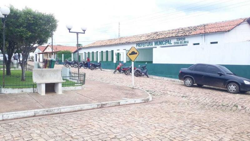 Prefeitura de Cajazeiras do Piauí está funcionando em novo endereço