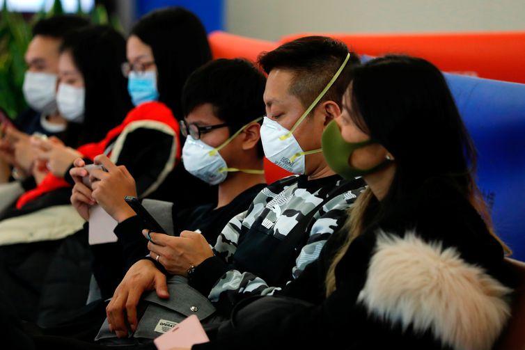 Hong Kong registra segunda morte por coronavírus