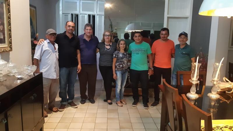 Alagoinha | PV oficializa a apoio a pré-candidatura de Dr. Pedro