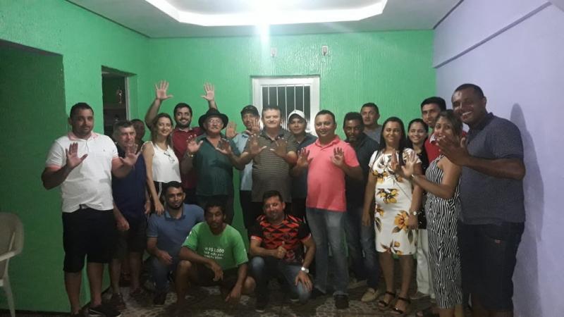 Patos do PI | Pré-candidato apoiado por atual prefeito migra para oposição