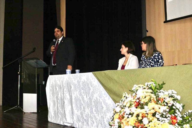Comissão da OAB Piauí palestra sobre Prerrogativas da Advocacia