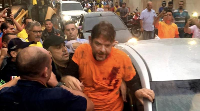 Senador Cid Gomes é baleado em protesto da PM no Ceará