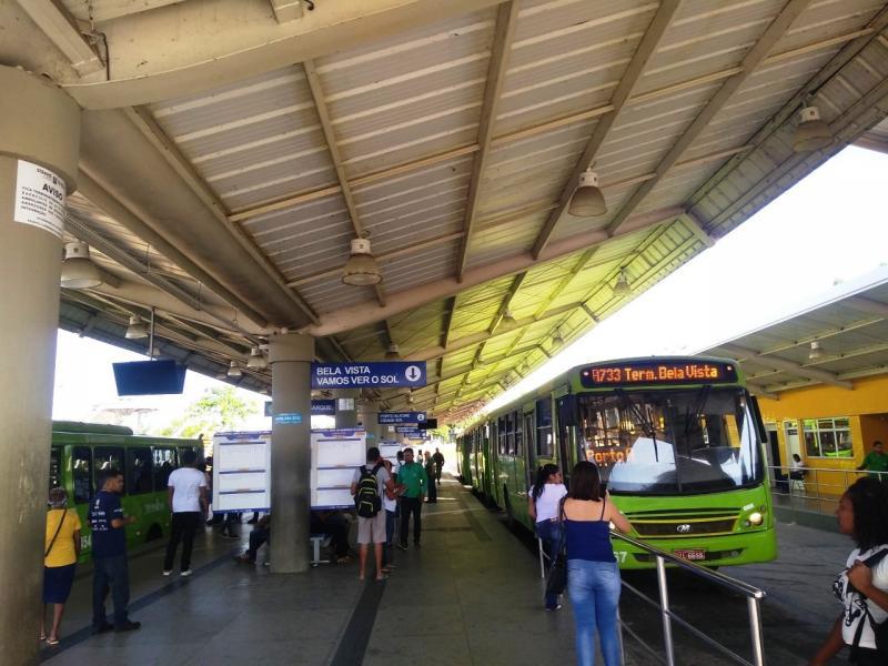 Strans fará alterações na frota dos ônibus durante o Carnaval