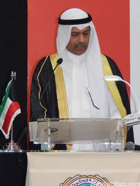 Embaixador Nasser Riden Al-Motairi comemora Data Nacional do Kuwait