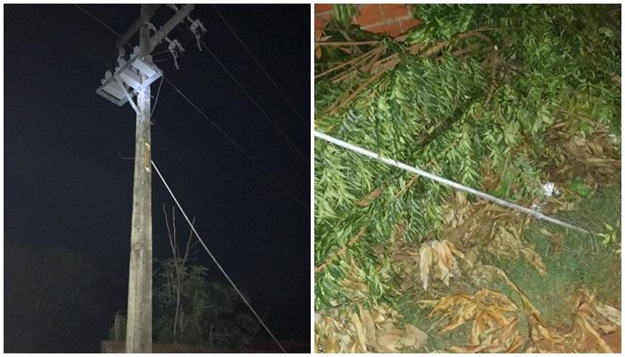 Homem morre eletrocutado ao tentar furtar cabo de energia no Piauí