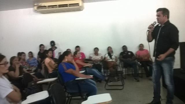 Etapa do projeto Educação e Saúde Ambiental é realizada em Pimenteiras