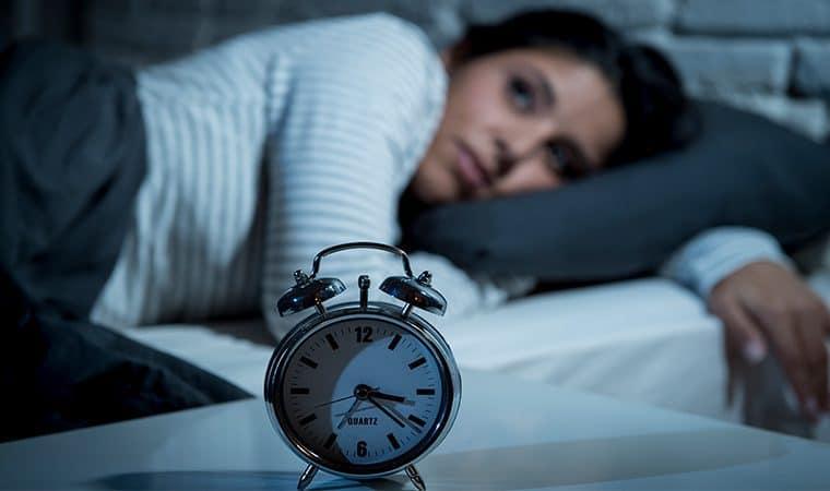 A insônia pode ser um sintoma de outros problemas de saúde?