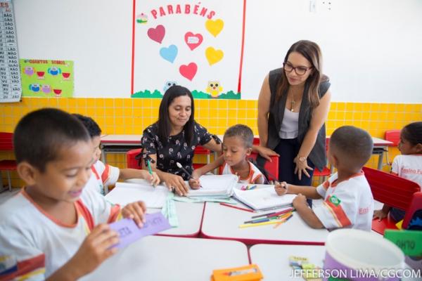 Com12,84% de reajuste professores de Timon receberão acima do piso nacional