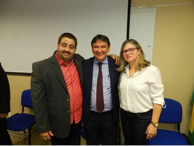 Prefeito Antonio Neto toma posse como conselheiro do CEDS