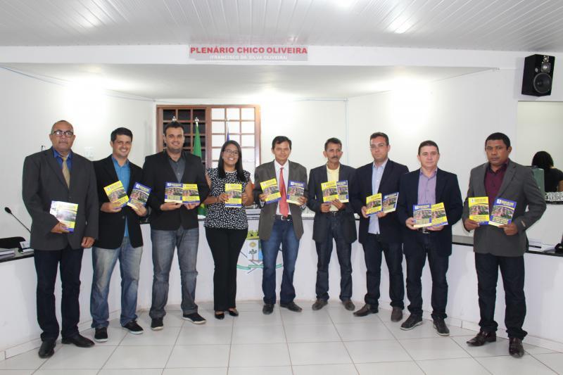 Câmara Municipal de Lagoa do Piauí realiza primeira sessão de 2018