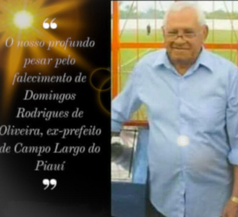 Domingos Victor ex-prefeito de Campo Largo falece aos 91 anos