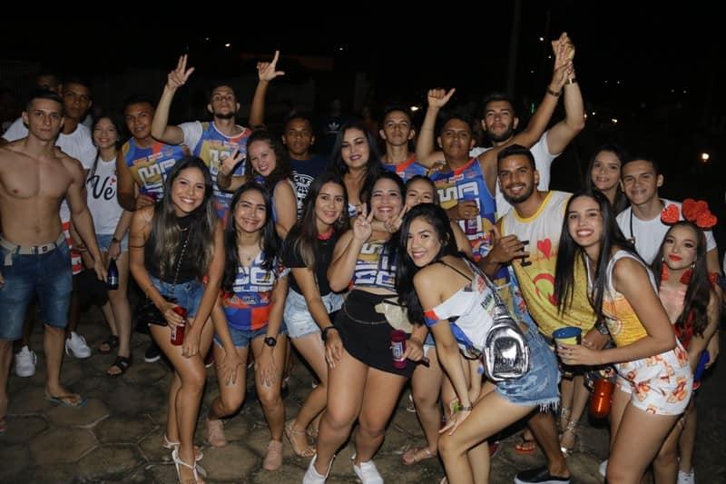Bloco dos Paredões abre programação do Carnaval em Água Branca