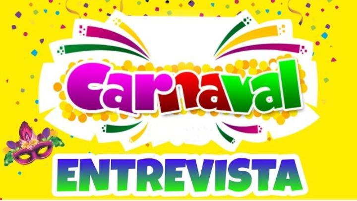 Entrevista com Tio Jardel que fala do carnaval 2020