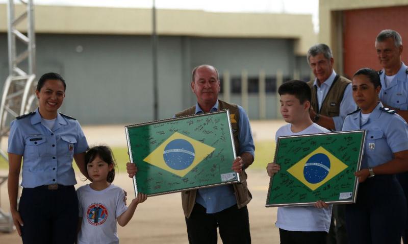 Coronavírus: brasileiros deixam quarentena