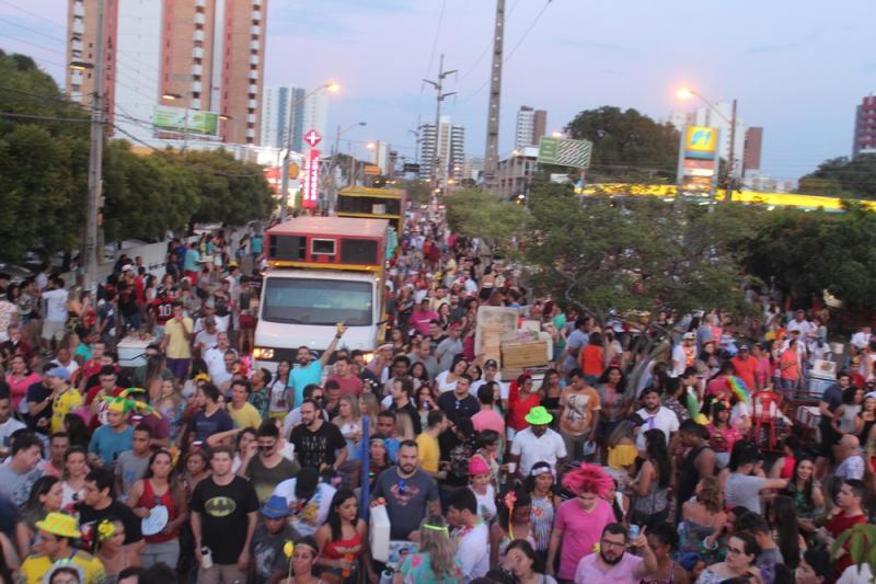 Confira a programação dos blocos de Teresina nesta segunda de Carnaval