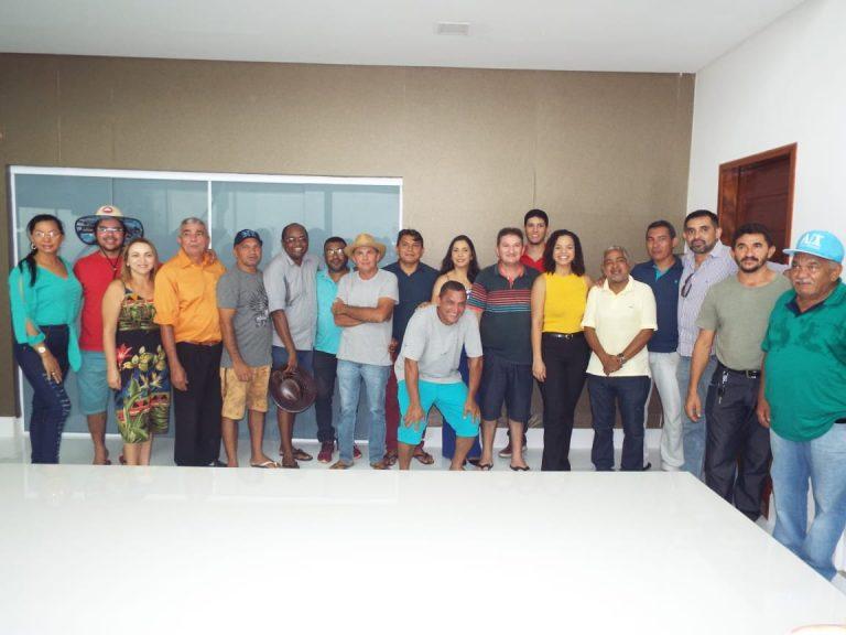 Ex-prefeito Chico Antonio adere a pré-candidatura de Zezinho do Sorvete