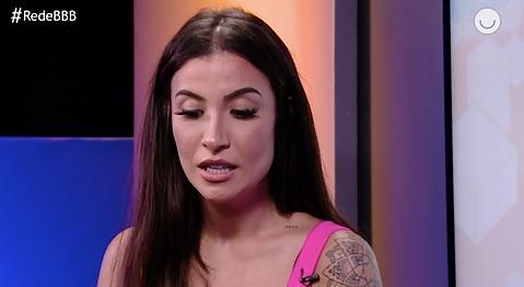 """Bianca desabafa após deixar BBB20: """"Não tenho mais namorado"""""""