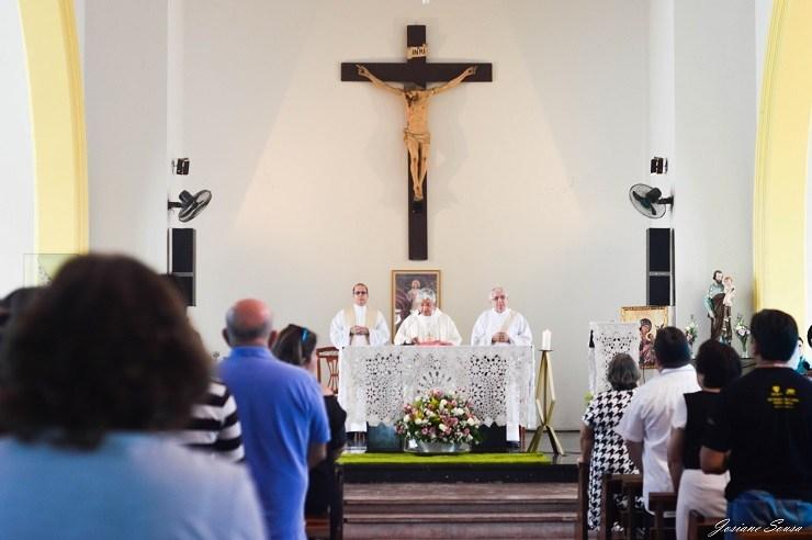 Confira a programação de missas na Quarta-feira de Cinzas em Teresina