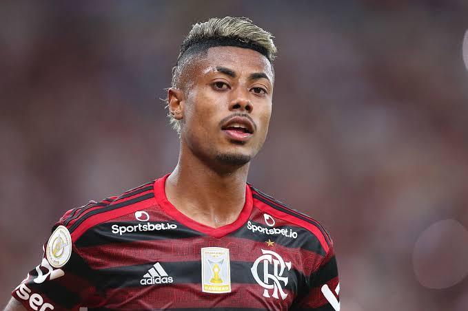 Bruno Henrique está fora da decisão da Recopa Sul-Americana