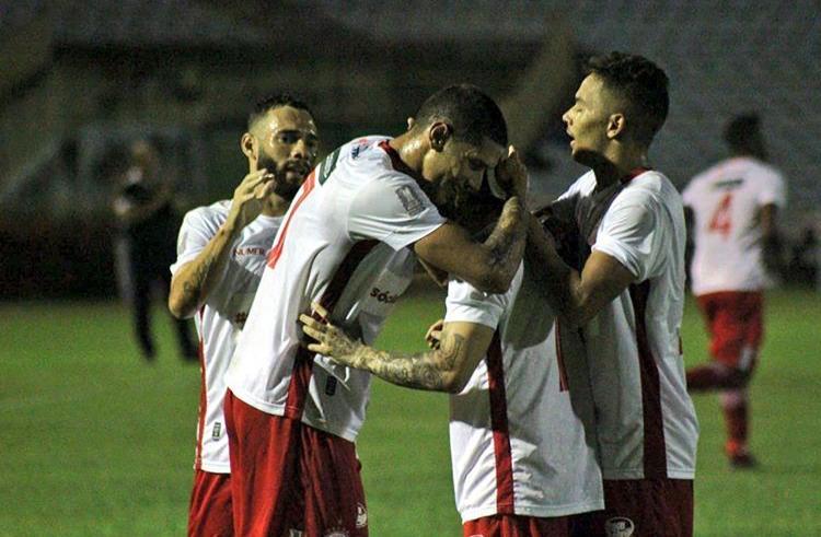 River é eliminado nos pênaltis e encerra participação na Copa do Brasil
