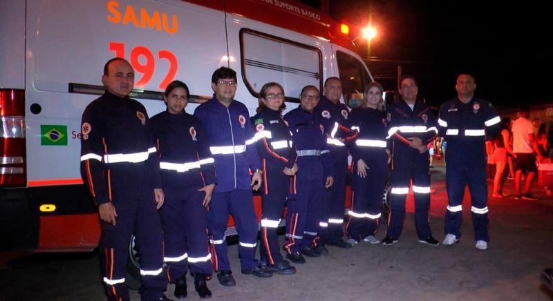 SAMU e Vigilância Sanitária divulgam balanço pós carnaval