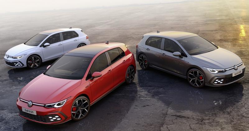 Volkswagen lança novo Golf GTI com 245 cavalos e câmbio manual
