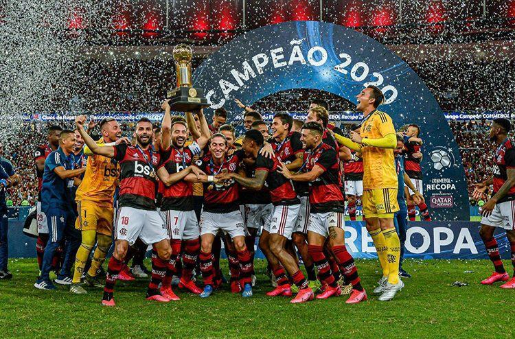 Flamengo vence Independiente del Valle e conquista título da Recopa