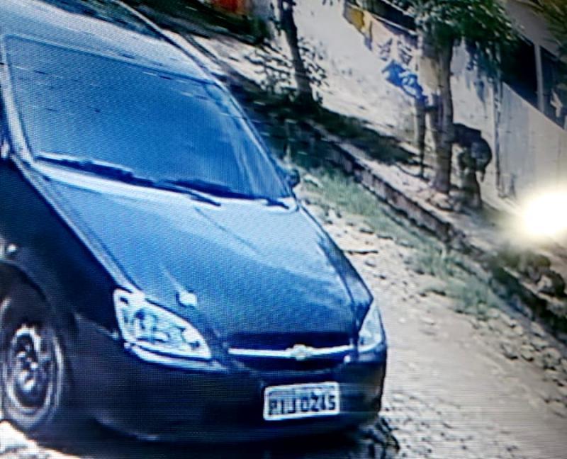 Motorista de aplicativo é preso após realizar assaltos em Teresina
