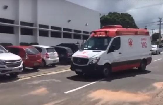 Homem é baleado durante tentativa de assalto em Teresina