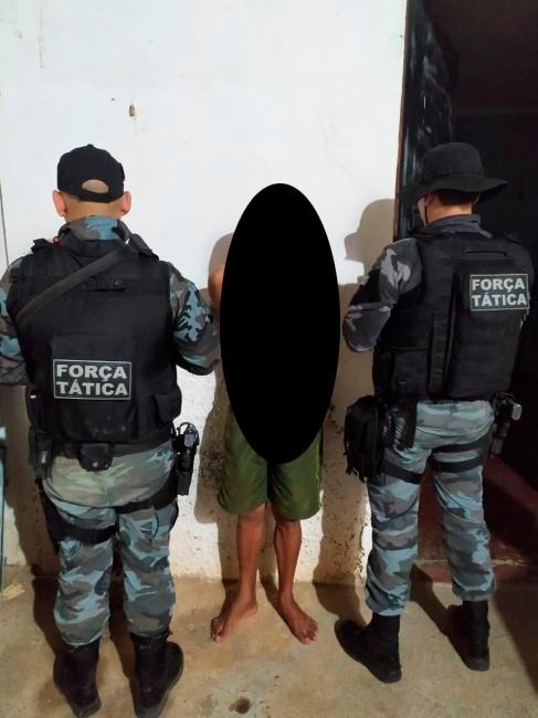 Picos | Polícia prende homem suspeito de estuprar menino de seis anos