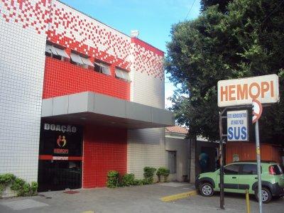 Coleta de sangue no Hemopi é suspensa após princípio de incêndio