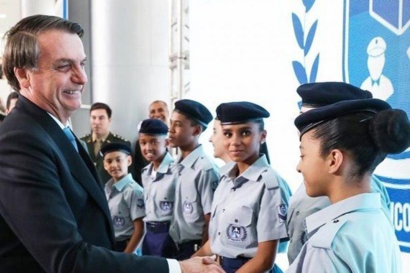 Piauí fica de fora do programa de escolas cívico-militares
