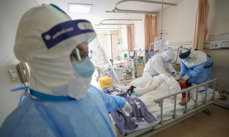 Número de mortes por coronavírus chega a 2.788 casos na China