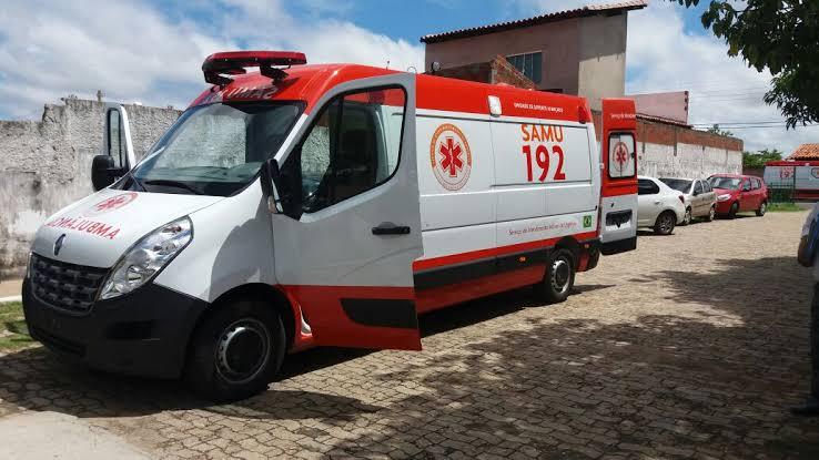 Colisão entre veículos deixa homem ferido na zona Leste de Teresina