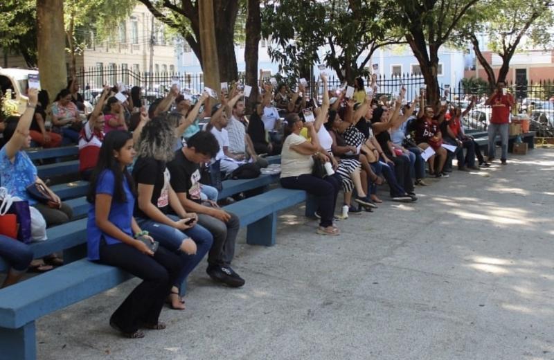 Servidores municipais de Teresina anunciam paralisação